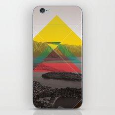 Sojourn series - Queenstown iPhone & iPod Skin