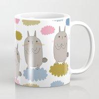 Pattern Project #20 / Bu… Mug