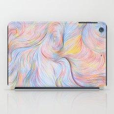 Wind I - Colored Pencil iPad Case