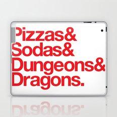 Dungeons & Dragons & Swag Laptop & iPad Skin