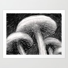 SHRMS 1 Art Print