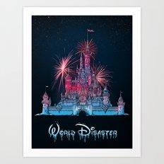 Castle of Dreams Art Print