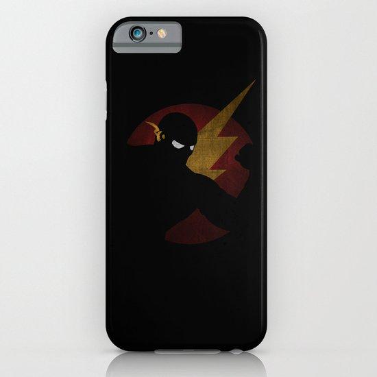 SuperHeroes Shadows : Flash iPhone & iPod Case