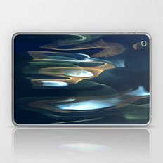 Water / H2O #62 (Water Abstract) Laptop & iPad Skin