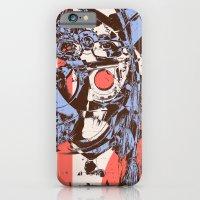 Modern Macabre iPhone 6 Slim Case