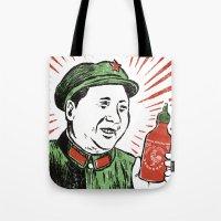 Mao Sauce Tote Bag