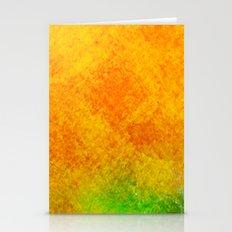Orange Orchard Stationery Cards