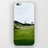 PLAINS iPhone & iPod Skin