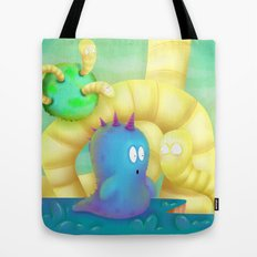 Surprise! Tote Bag