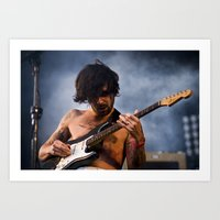 Biffy Clyro ANALOG zine Art Print