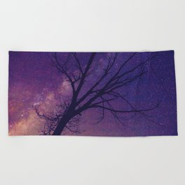 Beach Towel - Under The Heavens - Mixed Imagery