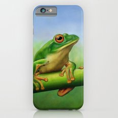 Moltrecht's Green Treefrog Slim Case iPhone 6s