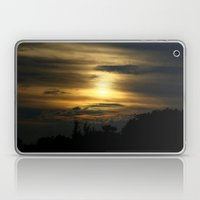 a darkness within... Laptop & iPad Skin