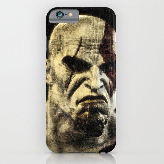 kratos iPhone & iPod Case