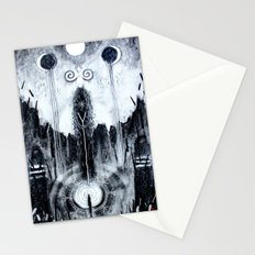 Encountering The Unseen Stationery Cards