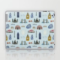 All of London's Landmarks  Laptop & iPad Skin