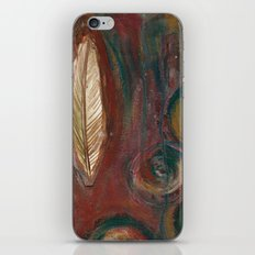 Zen Feather iPhone & iPod Skin