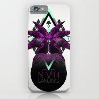 iPhone & iPod Case featuring ::Never Landing:: by Süyümbike Güvenç