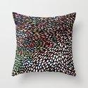 Shallcrass Coloured Pattern Throw Pillow