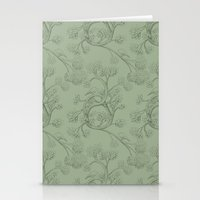 The Night Gardener - Endpapers Stationery Cards