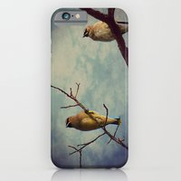 iPhone & iPod Case featuring Birds by Allison Jarvis