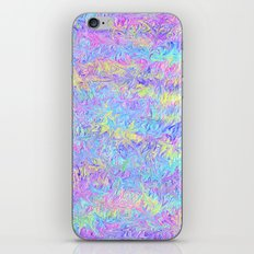 Four Colors iPhone & iPod Skin