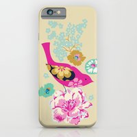 Birds and Blooms 1 iPhone 6 Slim Case