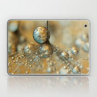 Golden Dandy Shower Laptop & iPad Skin