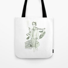 The Birds - Movies & Out… Tote Bag
