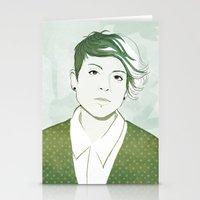Tegan Stationery Cards