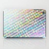 Neon Lights iPad Case