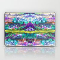 Crystal Mountains One Laptop & iPad Skin