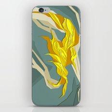 Abstract island iPhone & iPod Skin