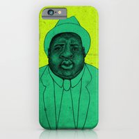 iPhone & iPod Case featuring THE ILLEST by Emily Gage