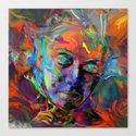 Luminescent Canvas Print