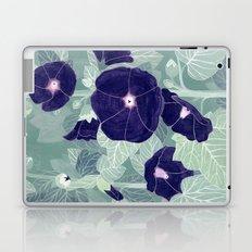 Dark florals Laptop & iPad Skin