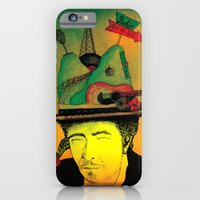 iPhone & iPod Case featuring dylan by Mariana Beldi
