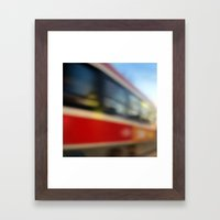 Elusive 501 Framed Art Print