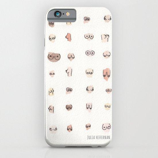 Boobs Iphone Amp Ipod Case By Julia Heffernan Society6