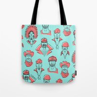 Village People Tote Bag