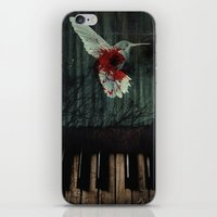 All That We Leave Behind iPhone & iPod Skin