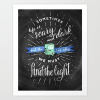 Wisdom of BMO Art Print