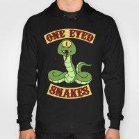 One Eyed Snakes Hoody