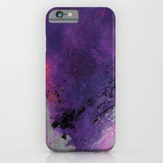 Purple Rain iPhone & iPod Case