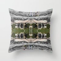 Desperate Throw Pillow
