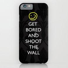 Smiley target iPhone 6s Slim Case
