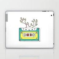 Classic Christmas Laptop & iPad Skin