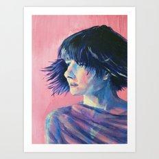 Rotation Art Print