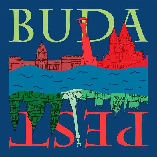 Buda Pest Canvas Print
