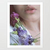 A Certain Softness Art Print